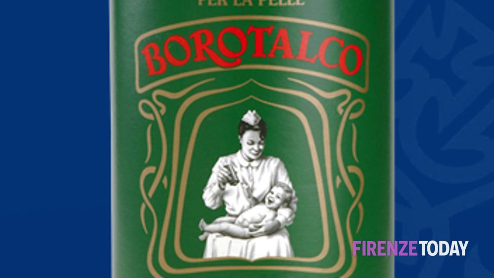 Il borotalco è nato a Firenze