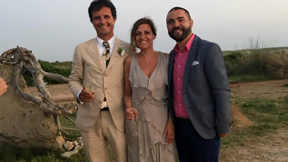 Matrimonio Porta Romana : Matrimonio irene grandi si è sposata