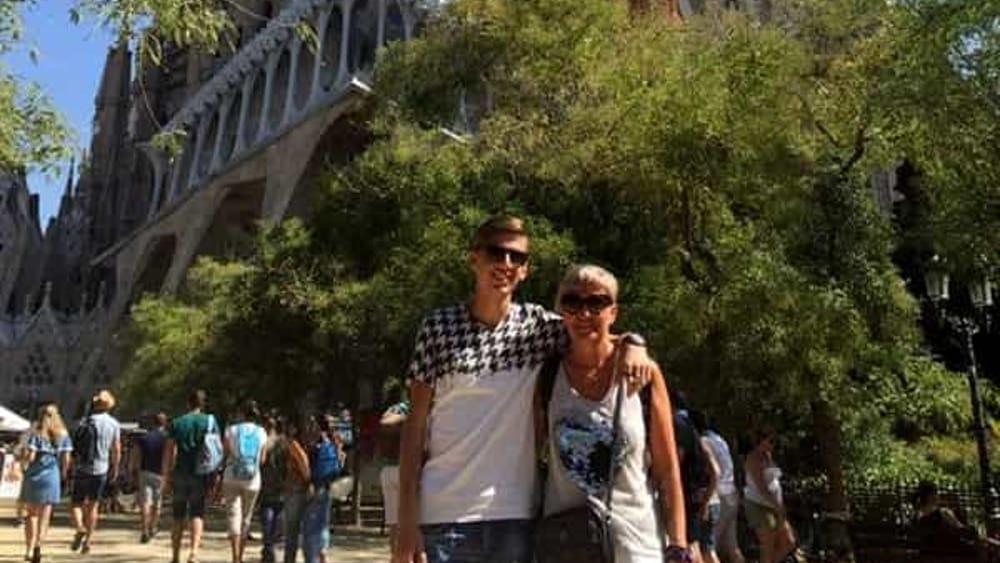 Attentato a barcellona gruppo di fiorentini in vacanza for Barcellona vacanza