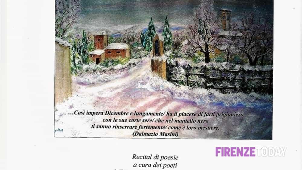 Poesie Di Natale Tradizionali.Festa Degli Auguri Poesie Del Dicembre E Del Natale