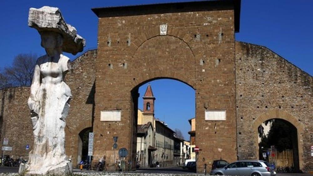 Piazzale Di Porta Romana Al Via Il Restauro Della Statua