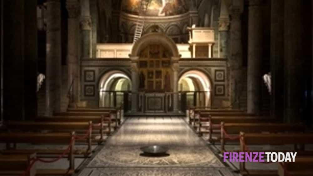 Nuova illuminazione per la basilica di san miniato al monte