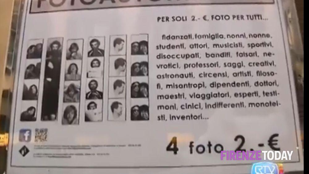 Cabina Fototessere Firenze : Torna la macchinetta automatica per le fototessere video