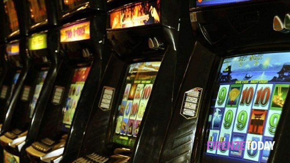 Slot machine zona