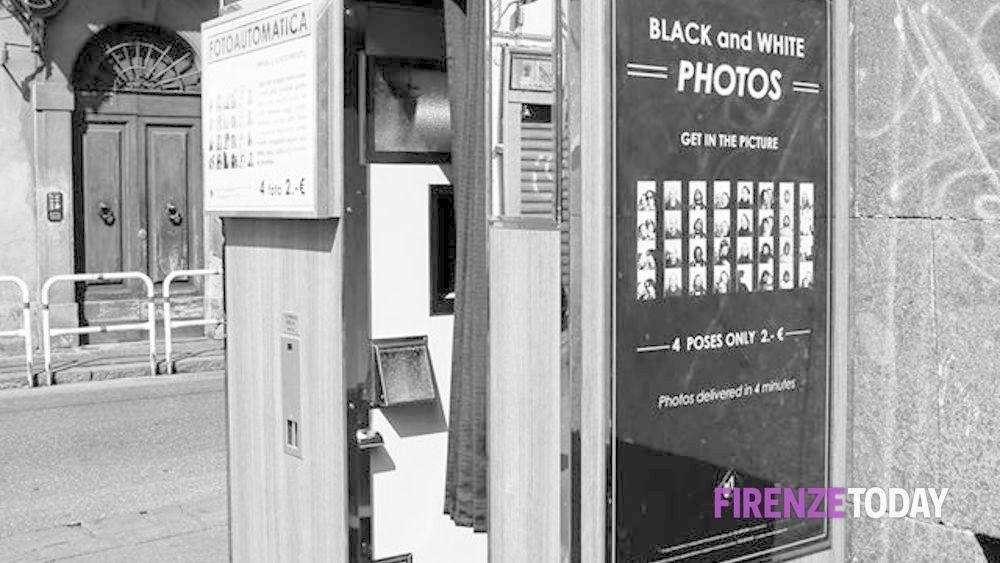 Cabina Fototessere Firenze : Fotoautomatica a firenze