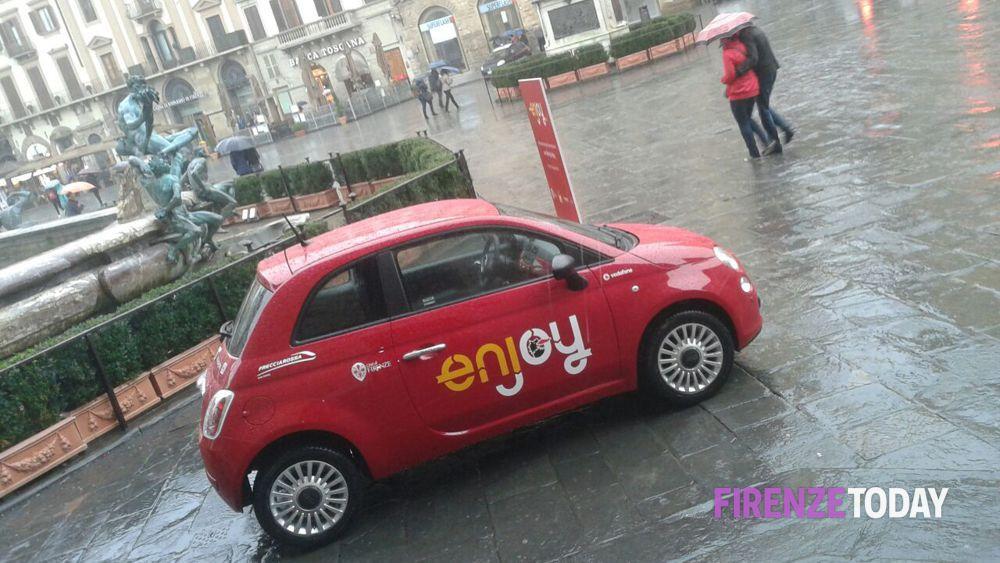 Eni Car Sharing Firenze