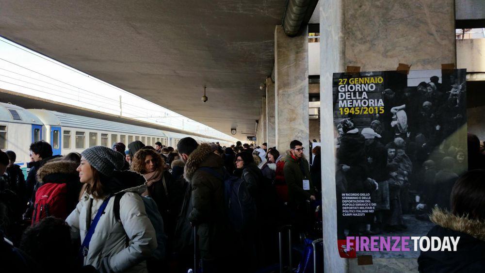 Partito Il Treno Della Memoria In Viaggio Verso Auschwitz